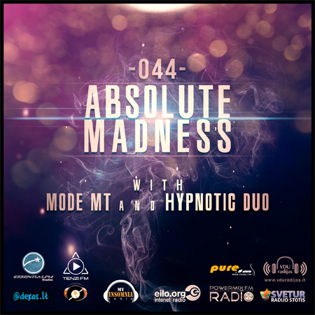 deep dark progressive with Hypnotic Duo and Mode MT