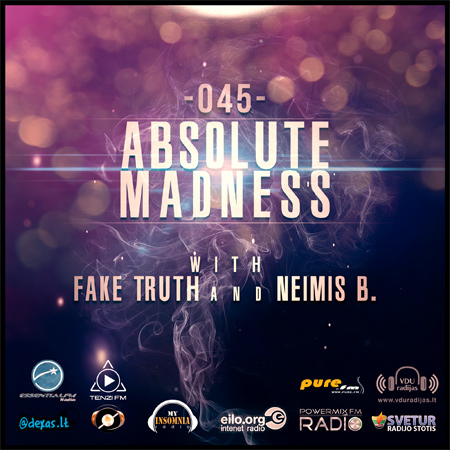 deep dark progressive with Fake Truth and Neimis B