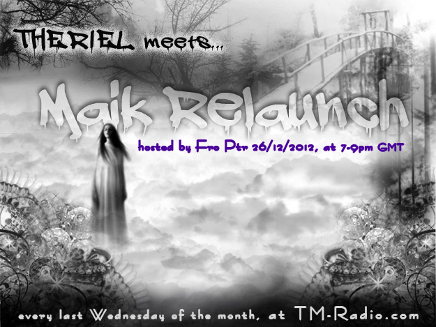 Dark Progressive: theriel meets Maik Relaunch