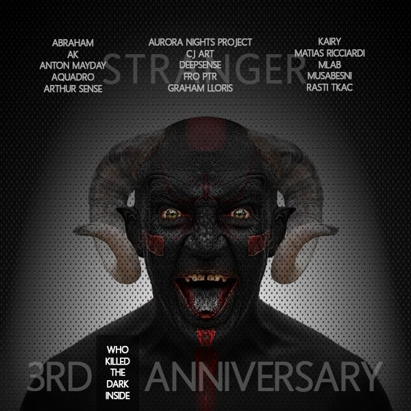 dark progressive and tribal house 3rd anniversary