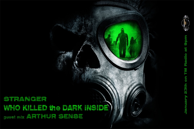 Who Killed The Dark Inside :: Episode aired on January 23, 2012, 8pm banner logo