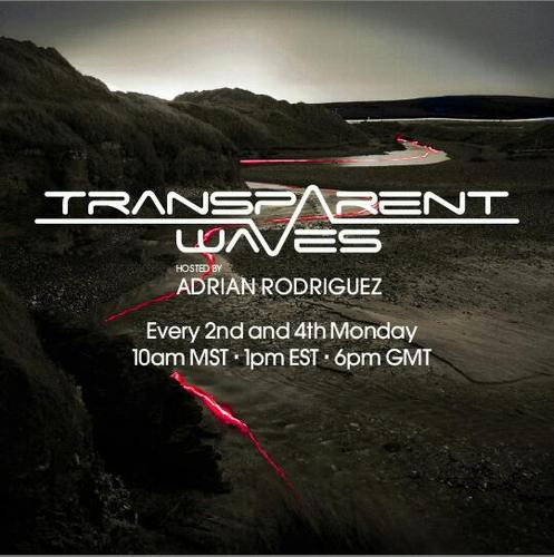Transparent Waves :: Episode aired on December 23, 2013, 6pm banner logo