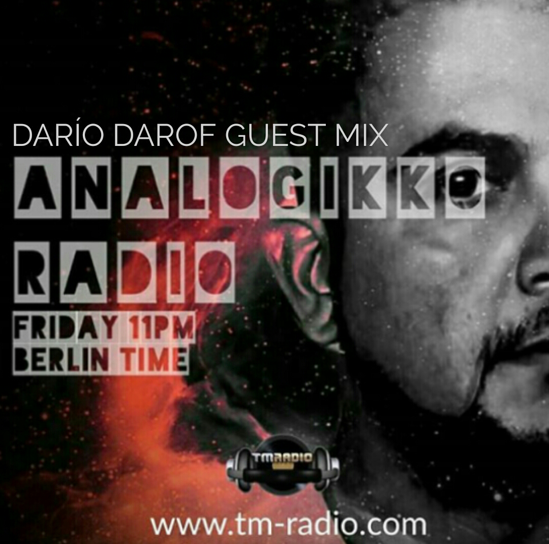 Episode 007 by LUCAS AGUILERA - DARIO DAROF GUEST MIX (from April 27th, 2018)