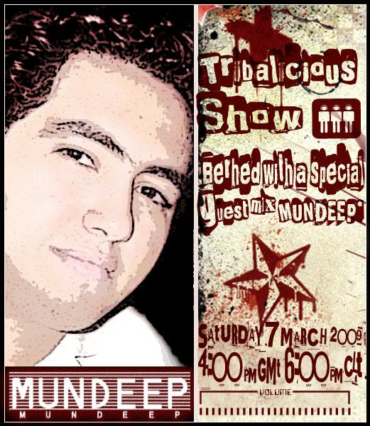 EP012 Guesting MUNDEEP (from March 7th, 2009)