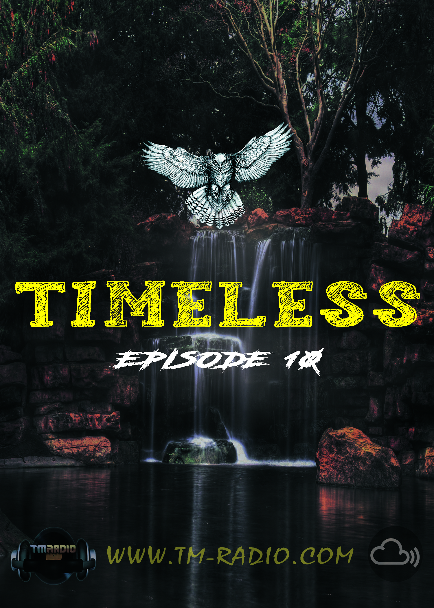 Cris Rosales - Timeless Radioshow Ep. 10 - 07-09-2021 (from September 7th)