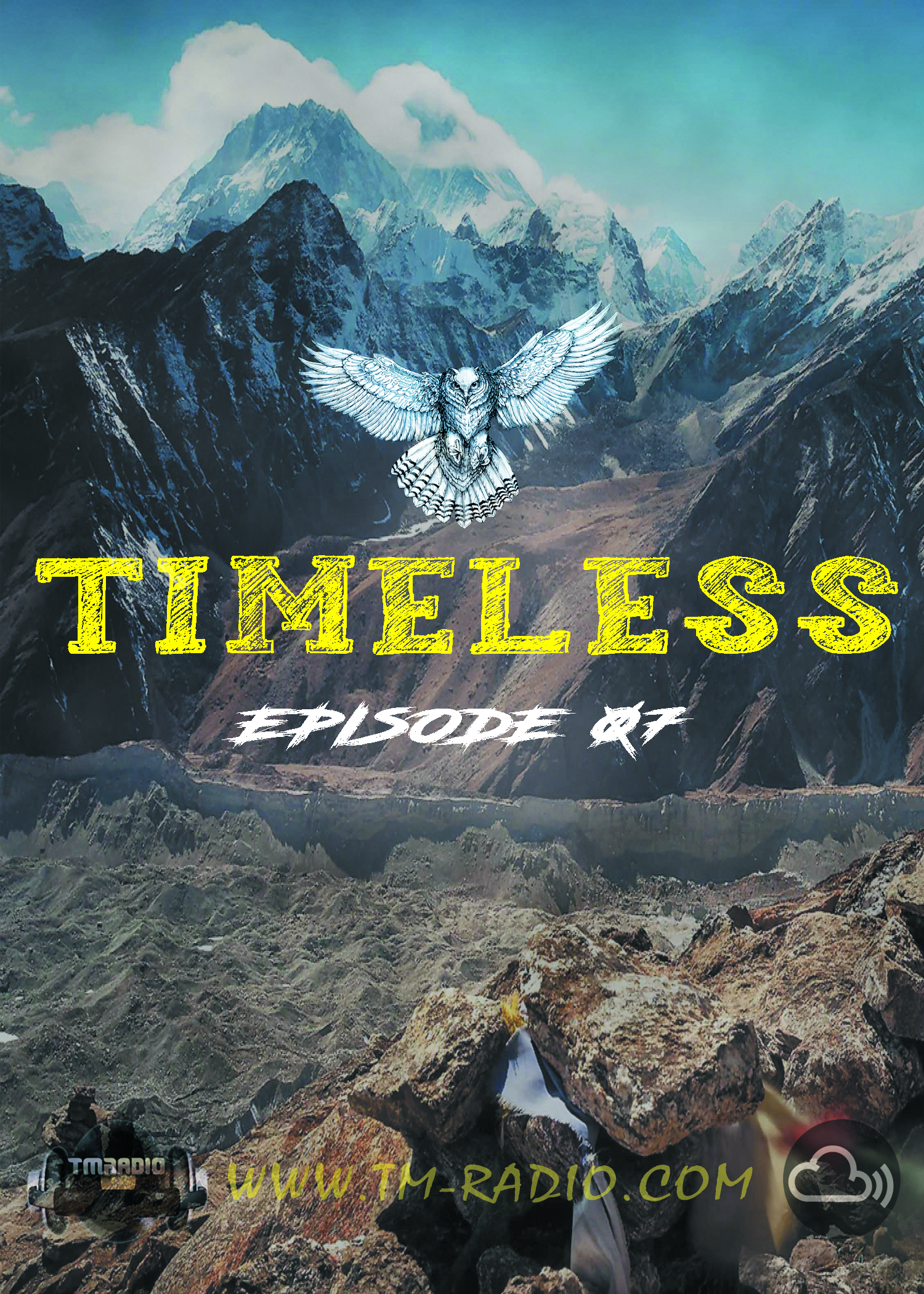 Cris Rosales - Timeless Radioshow Ep. 07 - 01-06-2021 (from June 1st)