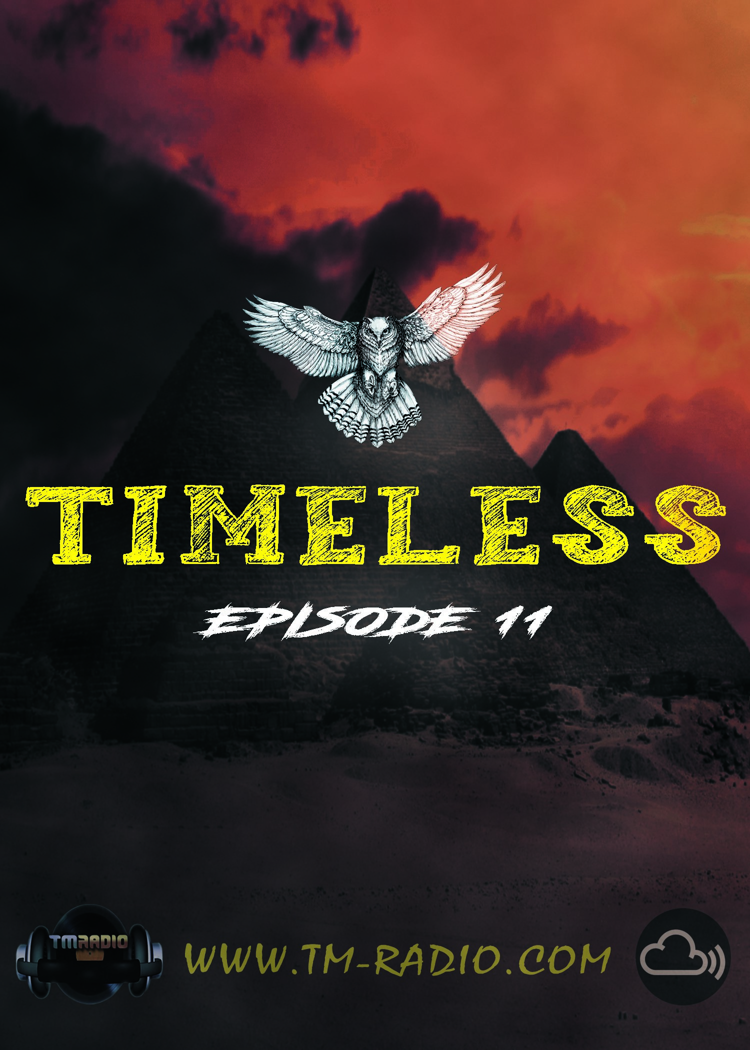 Timeless :: Cris Rosales - Timeless Radioshow Ep. 11 - 05-10-2021 (premieres on October 5th) banner logo