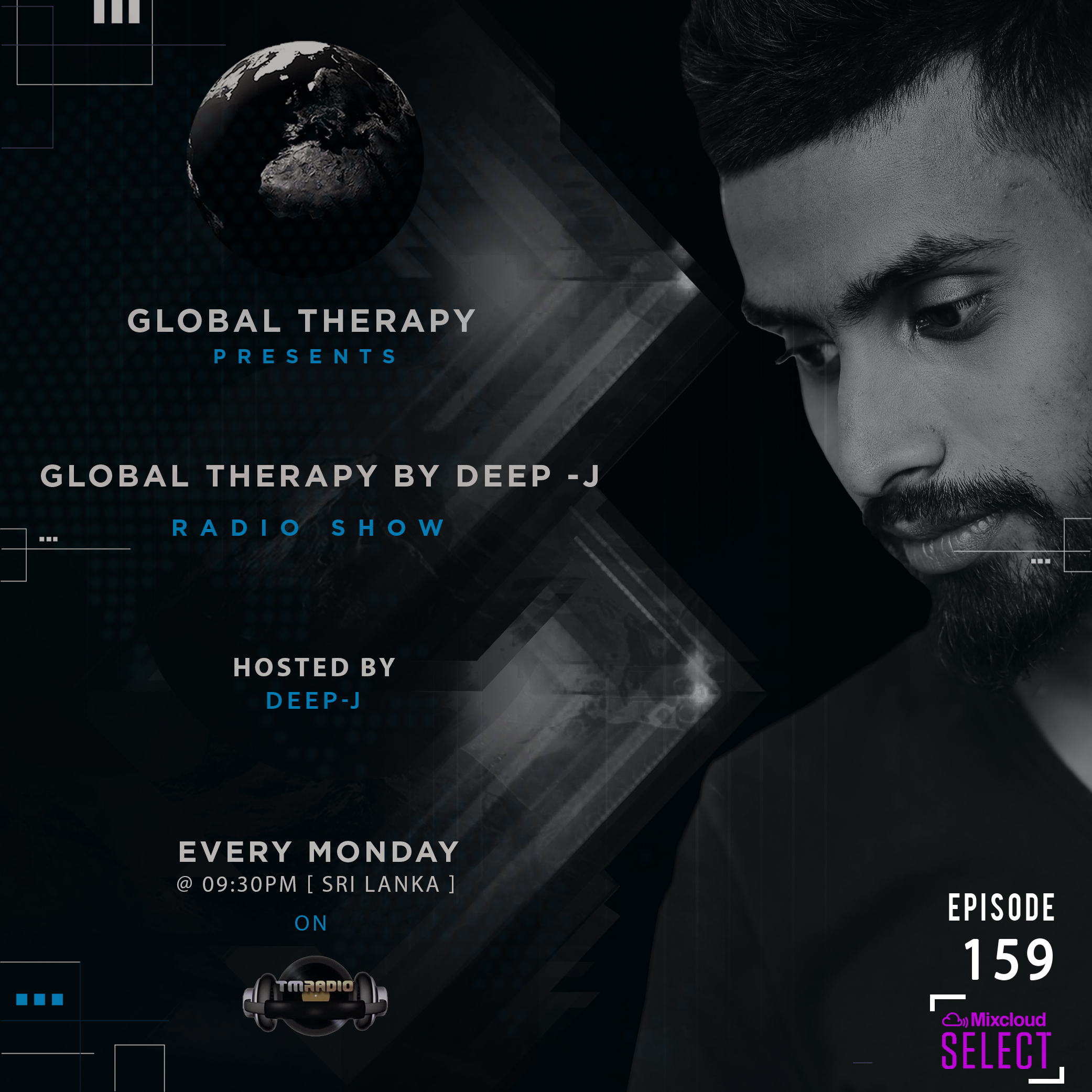 Global Therapy :: Episode 159 (aired on October 21st, 2019) banner logo