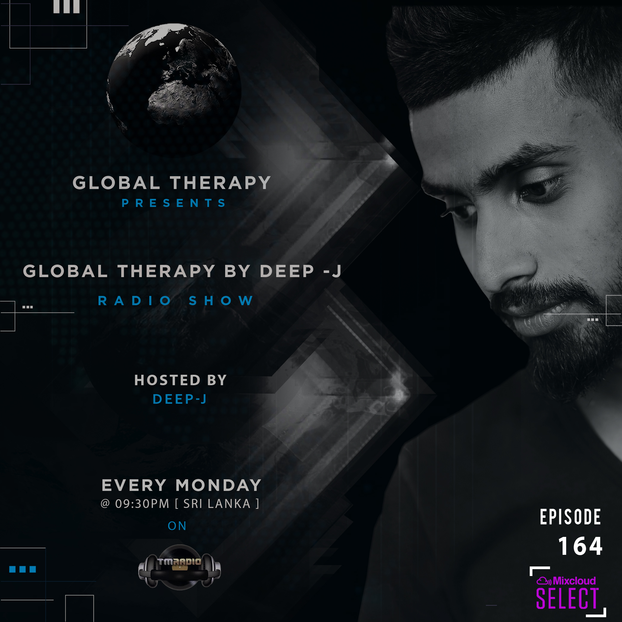 Global Therapy :: Episode 164 (aired on December 2nd, 2019) banner logo