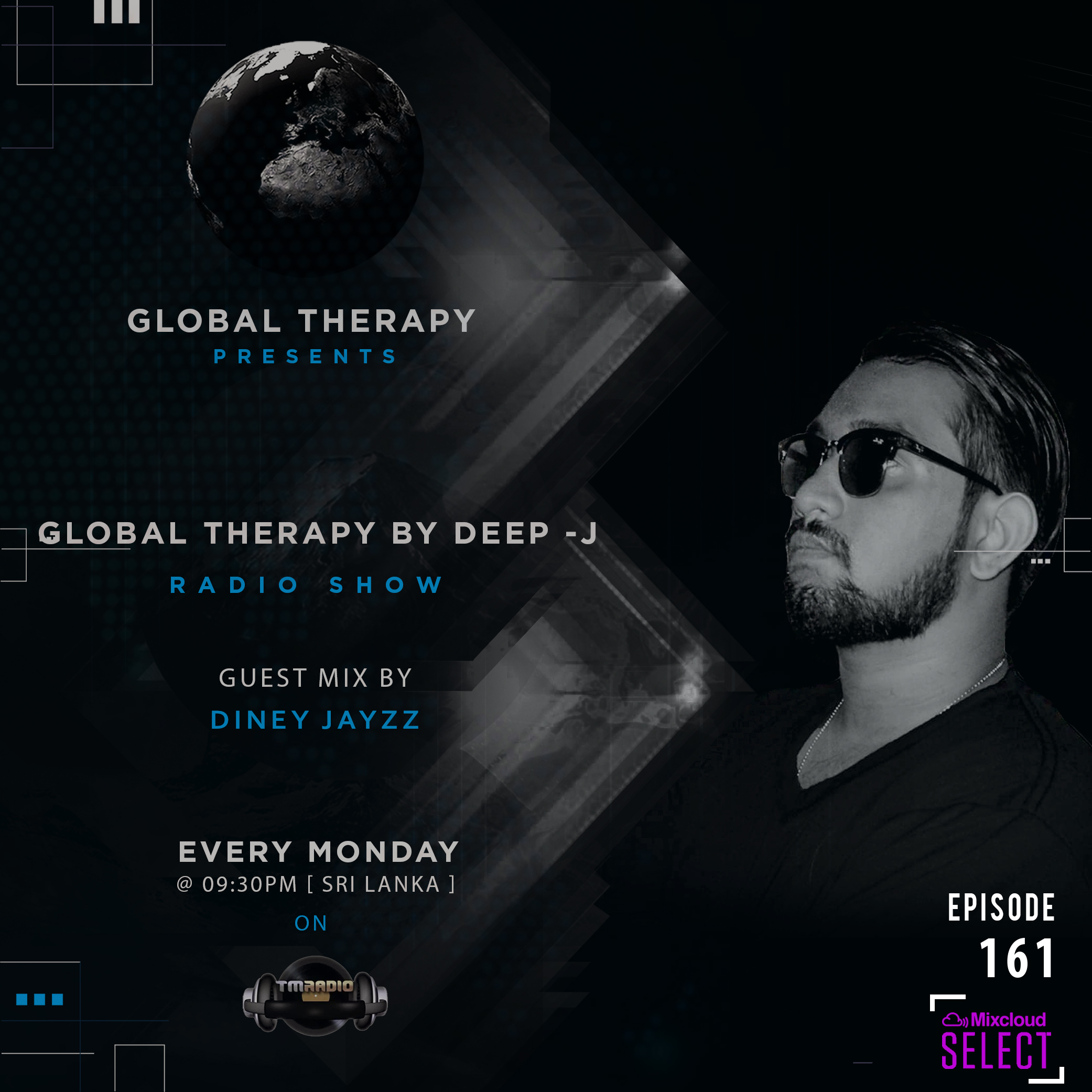 Global Therapy :: Episode 161 (aired on November 11th, 2019) banner logo