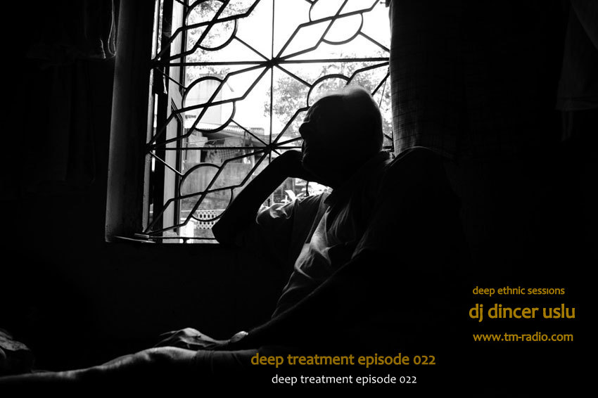Deep Treatment :: Episode 022 (aired on November 9th, 2018) banner logo