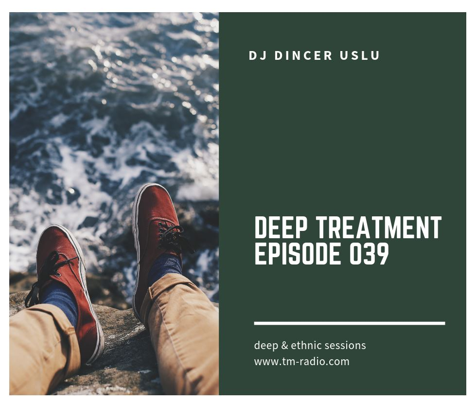 Deep Treatment :: Episode 039 (aired on July 26th, 2019) banner logo