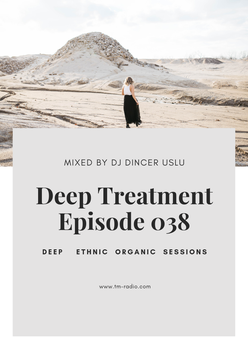 Deep Treatment :: Episode 038 (aired on July 12th, 2019) banner logo