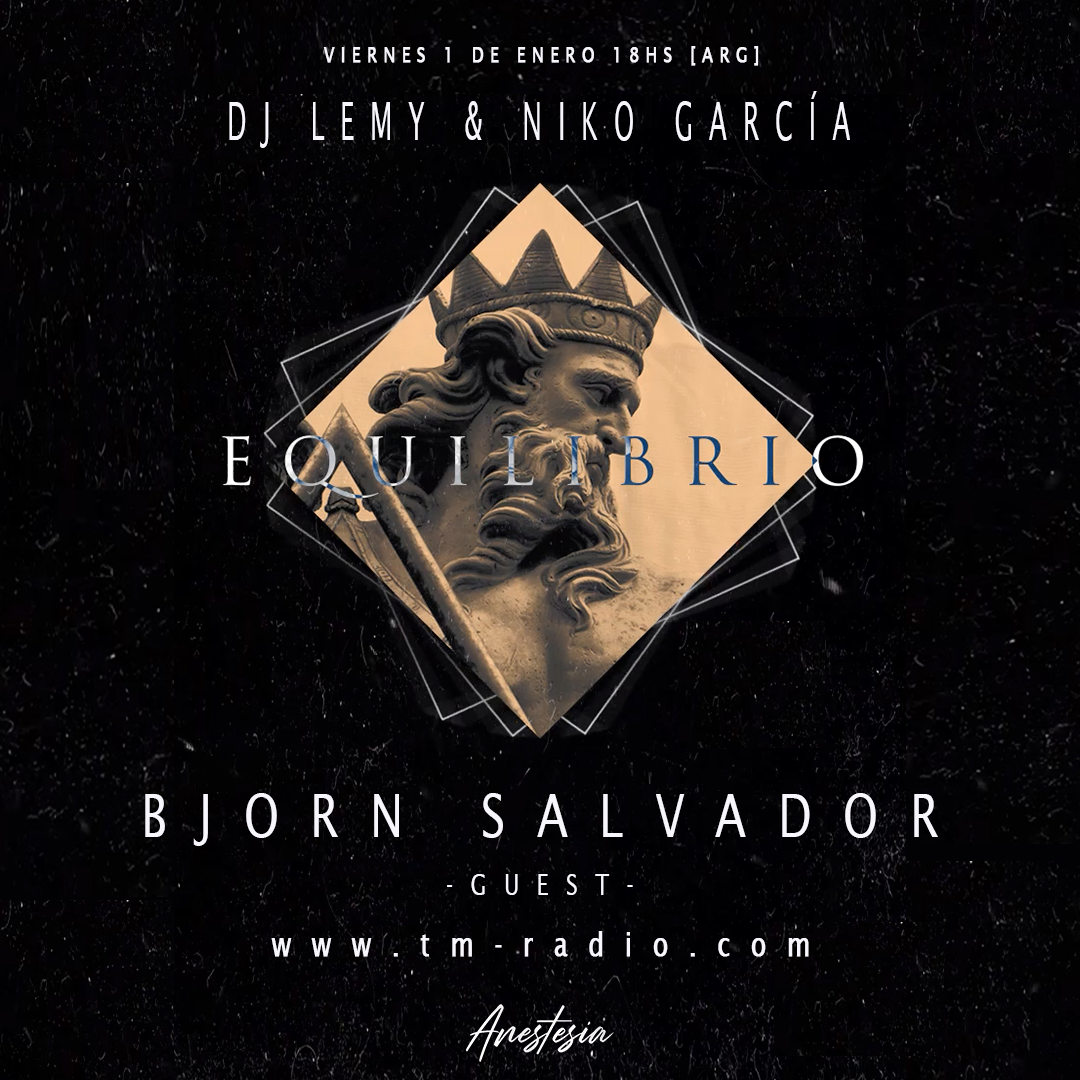 Equilibrio :: Episode 017 (aired on January 1st) banner logo