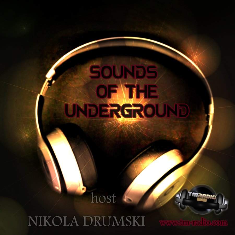 Sounds Of The Underground :: Sounds Of The Underground [episode #7] (aired on September 14th, 2019) banner logo