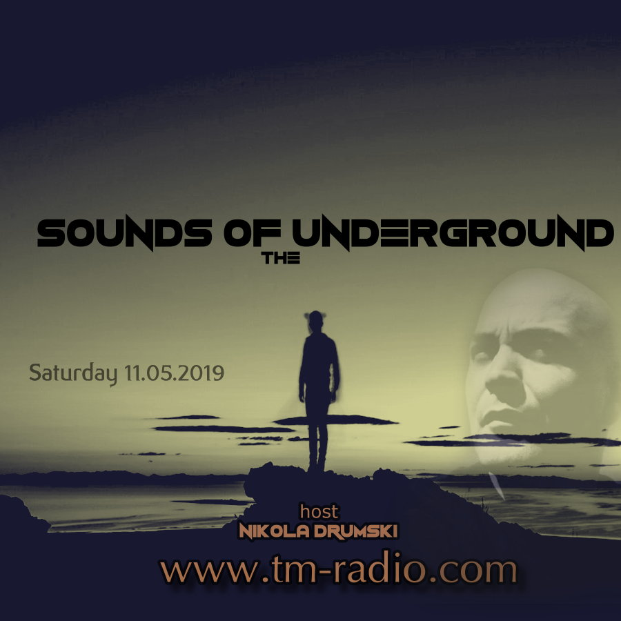 Sounds Of The Underground :: Sounds Of The Underground [episode #3] (aired on May 11th) banner logo