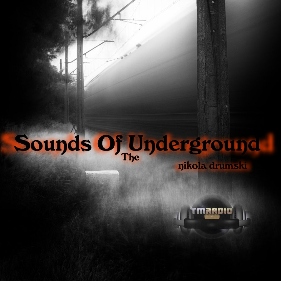 Sounds Of The Underground :: Sounds Of The Underground [episode #4] (aired on June 8th) banner logo