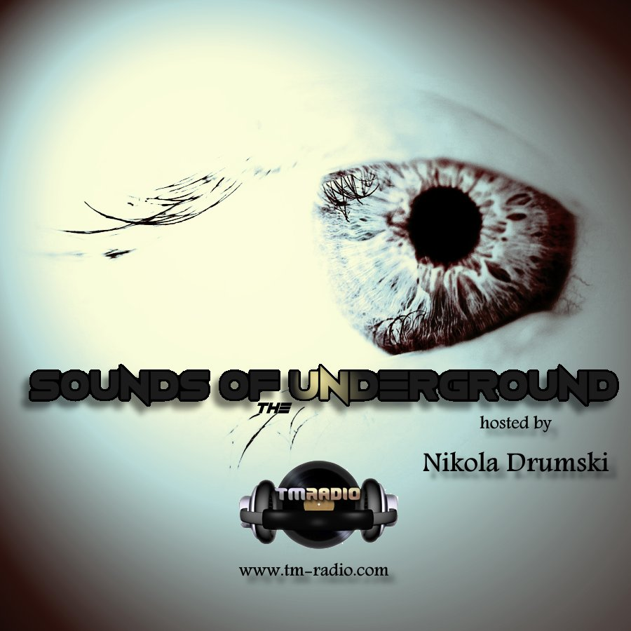 Sounds Of The Underground :: Sounds Of The Underground [episode #5] (aired on July 13th, 2019) banner logo