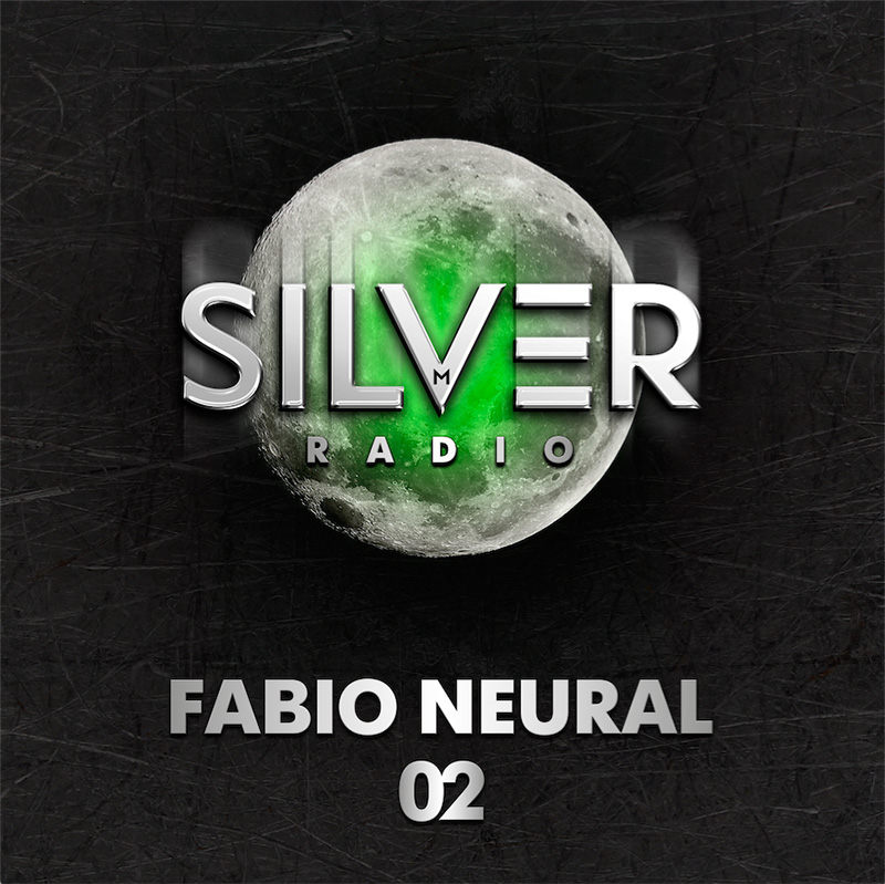 Silver M Radio :: Episode 002, guest mix Fabio Neural (aired on December 11th, 2017) banner logo