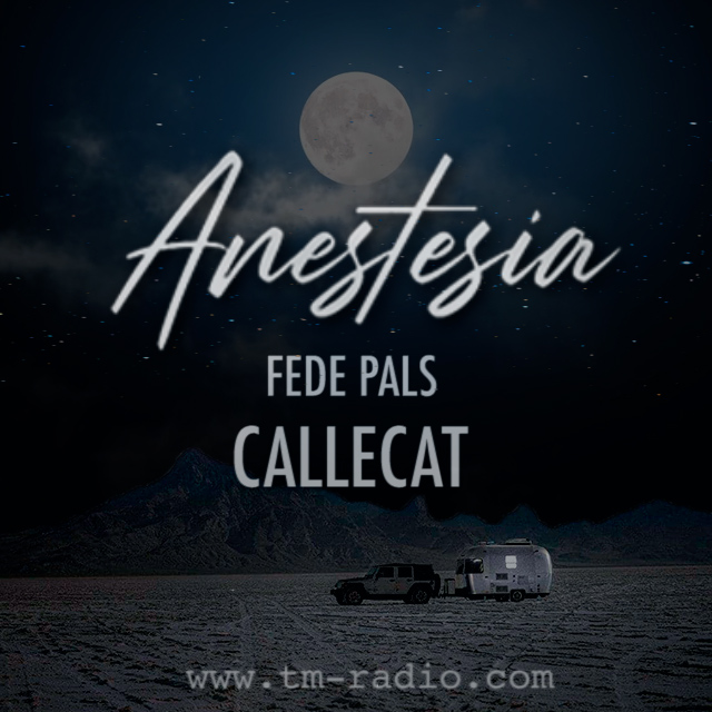 ANESTESIA :: ANESTESIA Radio Show 013 - Guest Mix: CALLECAT (aired on July 15th) banner logo