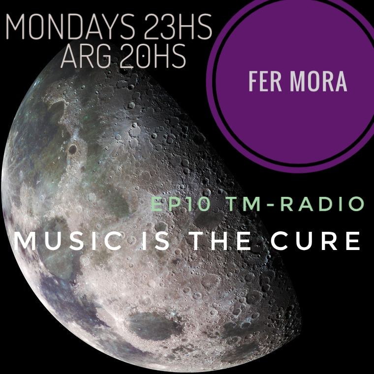 Music Is The Cure :: Episode aired on July 6, 2020, 11pm banner logo