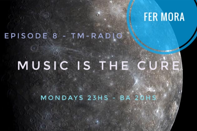 Music Is The Cure :: Episode aired on June 22, 2020, 11pm banner logo