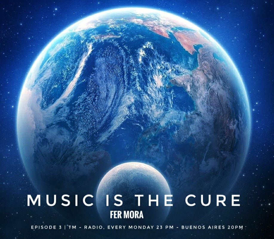 Music Is The Cure :: Episode aired on May 18, 2020, 11pm banner logo