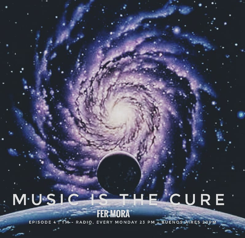 Music Is The Cure :: Episode aired on May 25, 11pm banner logo