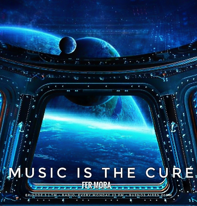 Music Is The Cure :: Episode aired on June 1, 11pm banner logo