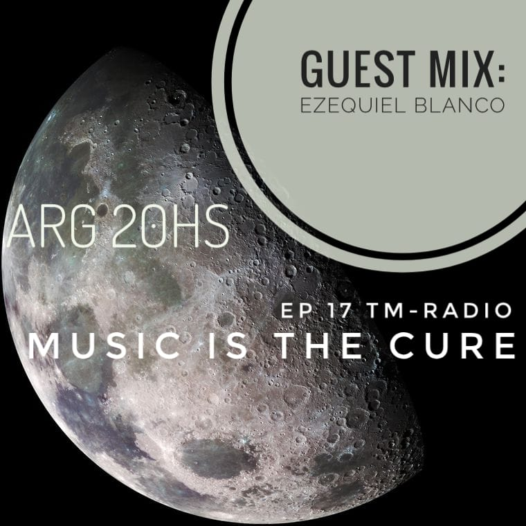 Music Is The Cure :: Episode aired on August 24, 2020, 11pm banner logo