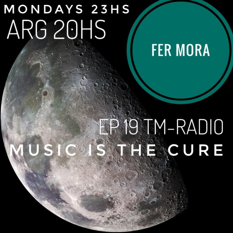 Music Is The Cure :: Episode aired on September 7, 2020, 11pm banner logo