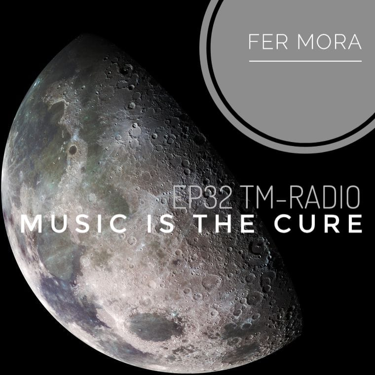 Music Is The Cure :: Episode aired on December 7, 2020, 11pm banner logo