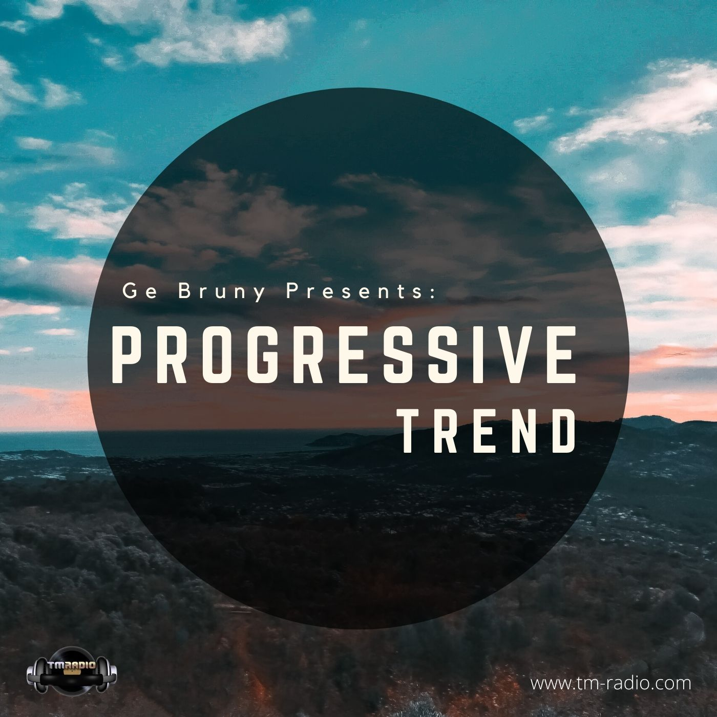 Ge Bruny presents: Progressive Trend :: Episode aired on January 4, 12am banner logo