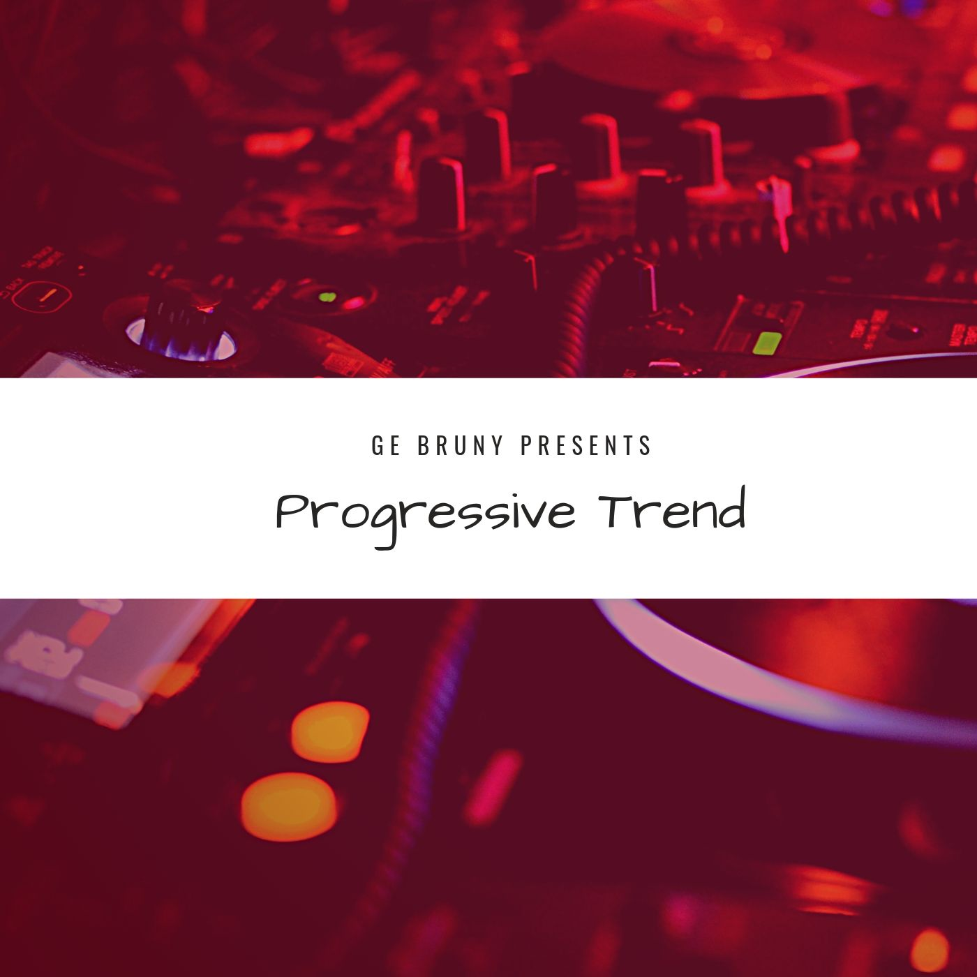 Ge Bruny presents: Progressive Trend :: Grand Opening on TM Radio (aired on September 28th, 2019) banner logo