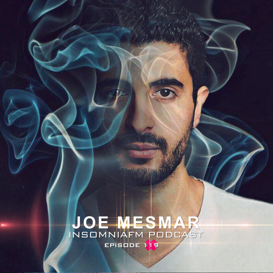 Insomniafm Podcast :: Episode 119 with Joe Mesmar (aired on July 17th, 2019) banner logo