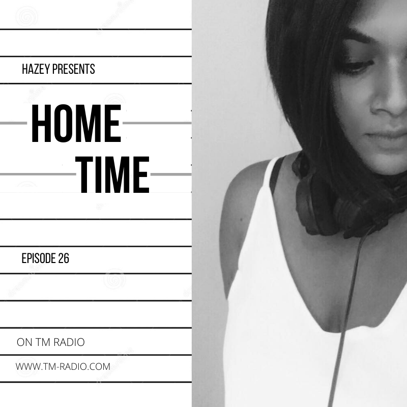Home Time :: Home Time 26 on TM Radio (aired on September 27th, 2020) banner logo