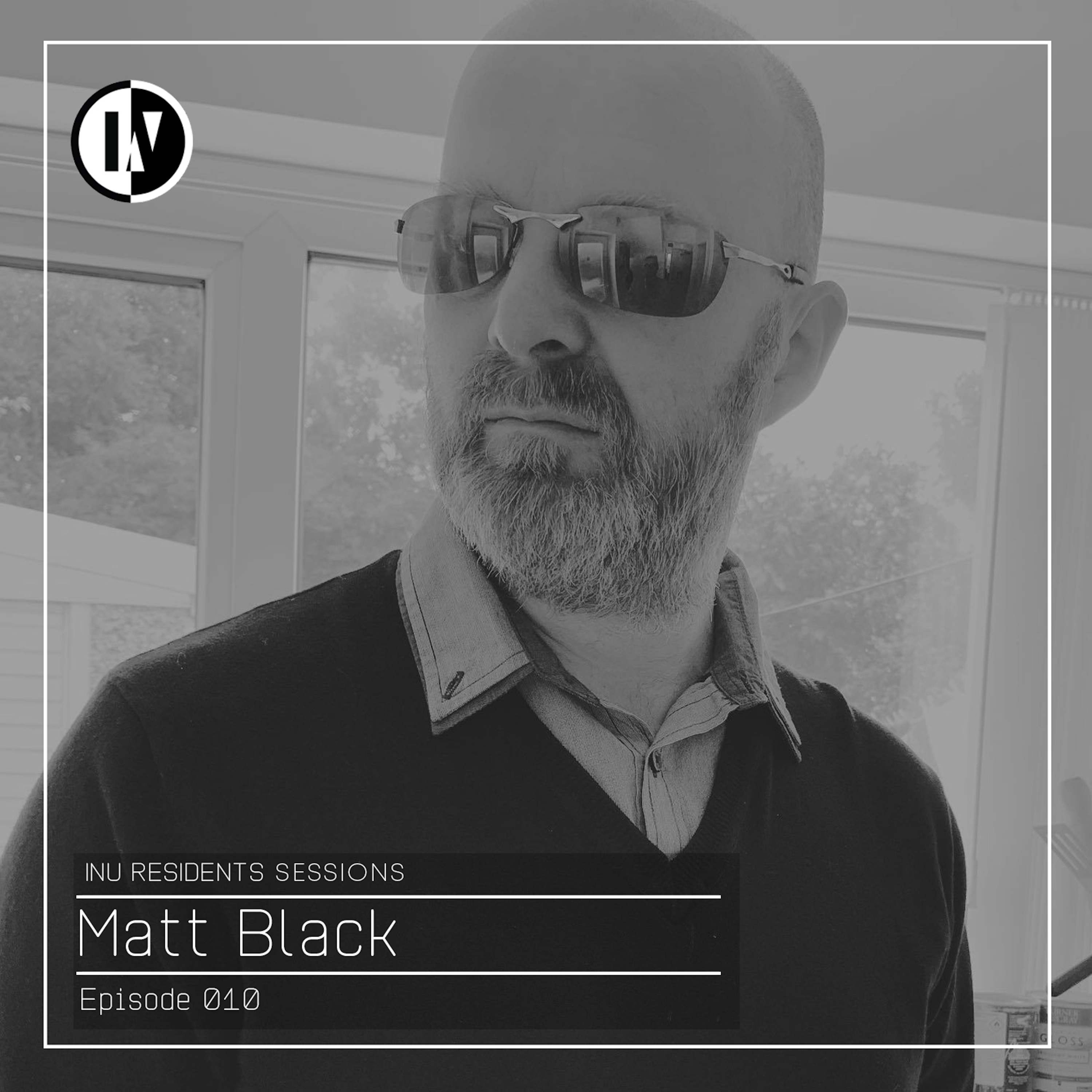 INU Residents Sessions 010 - Matt Black (from August 16th)