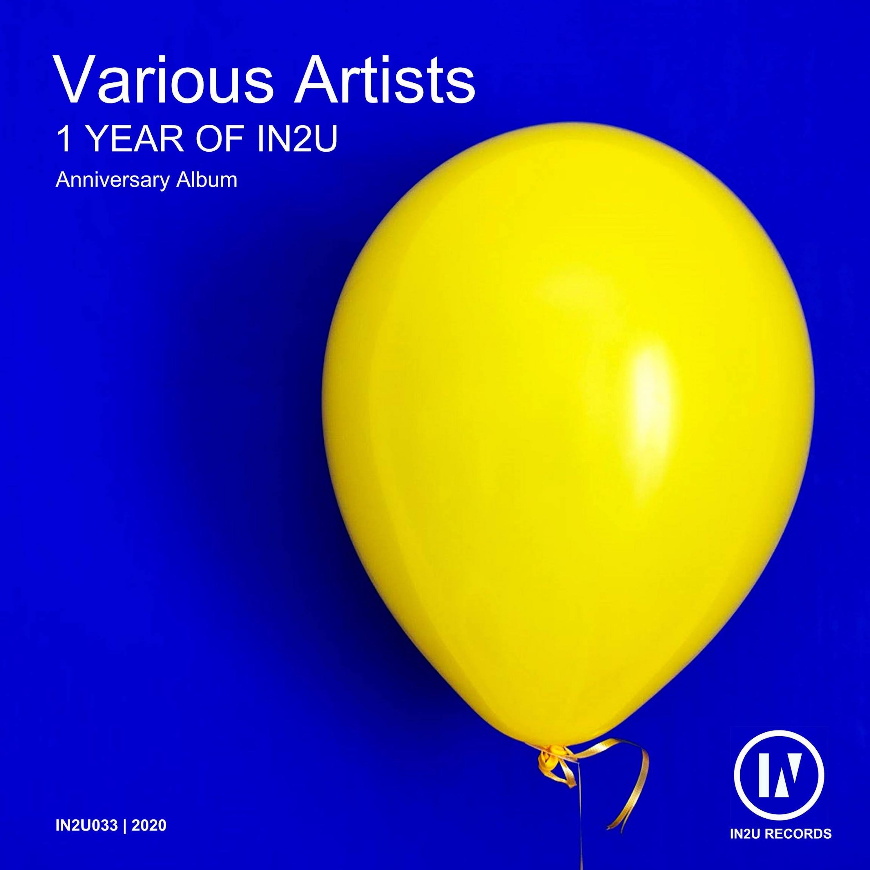 INU Residents Sessions :: IN2U | 053 | 1 Year of IN2U Album Launch Mix - Mixed by Nightbob (aired on April 19th, 2020) banner logo