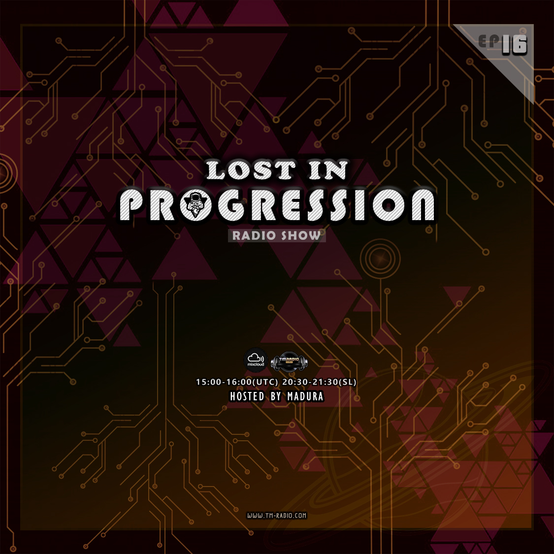 Lost in Progression :: Lost in progression Ep16 (aired on August 14th, 2020) banner logo