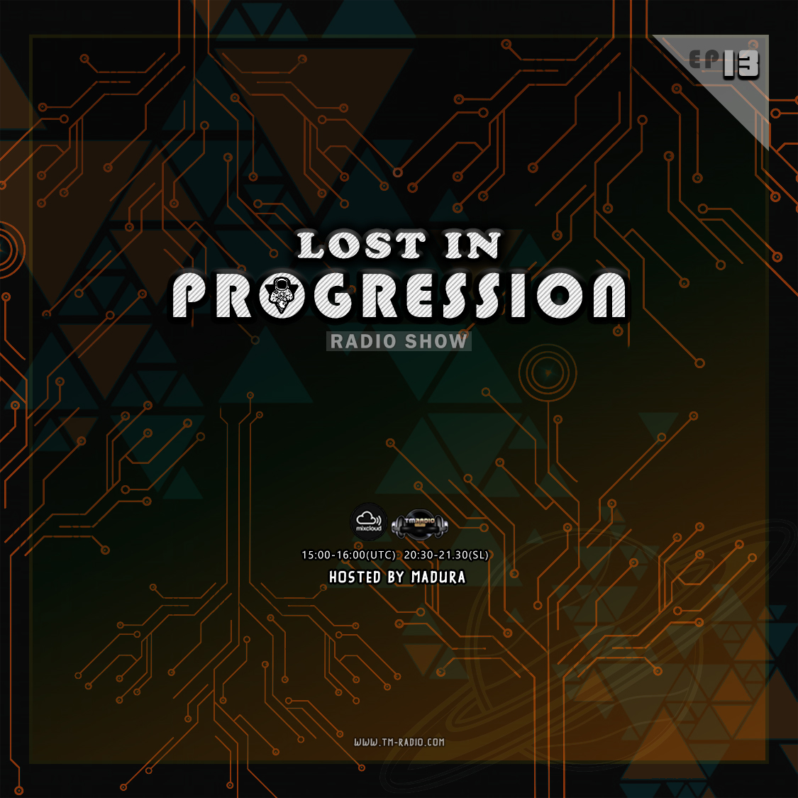 Lost in Progression :: Lost In Progression Ep13 (aired on April 24th, 2020) banner logo