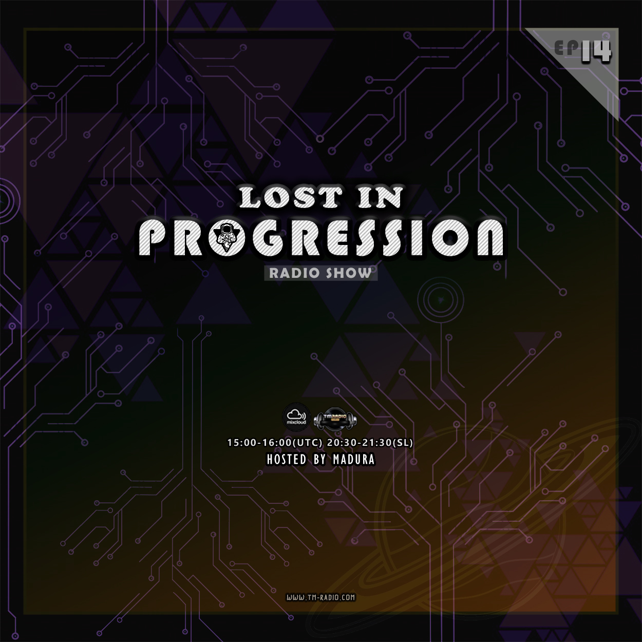 Lost in Progression :: Lost In Progression Ep14 (aired on May 22nd, 2020) banner logo