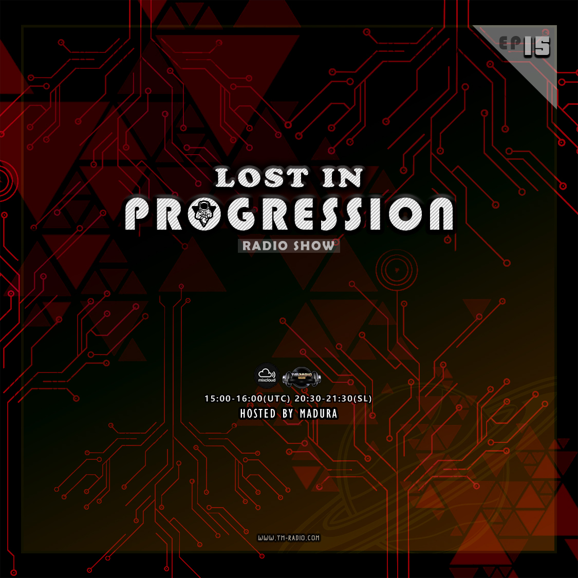 Lost in Progression :: Lost In Progression Ep15 (aired on July 10th, 2020) banner logo
