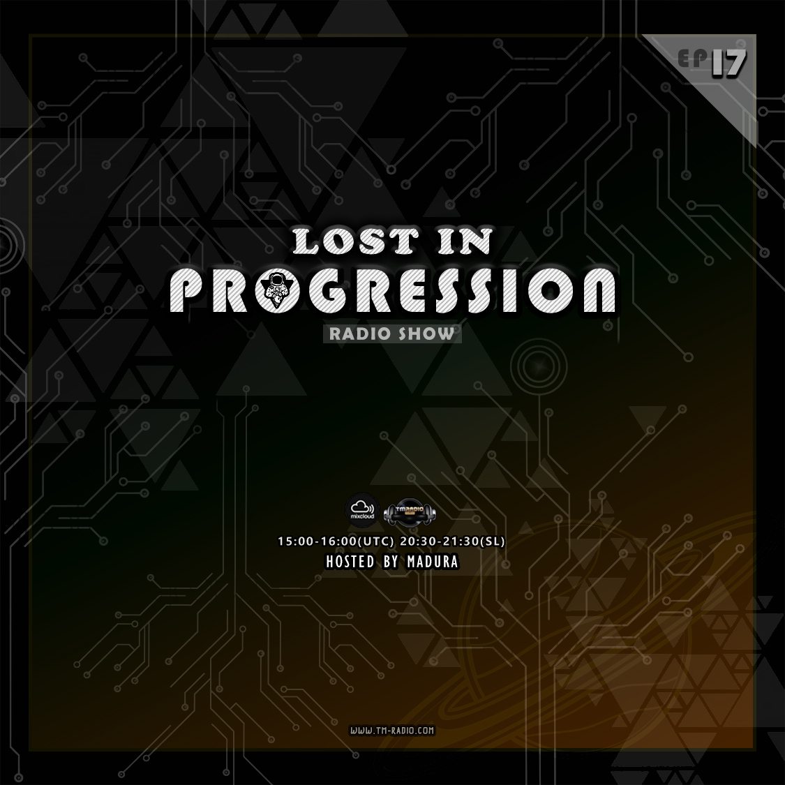 Lost in Progression :: Lost in progression Ep17 (aired on September 11th, 2020) banner logo