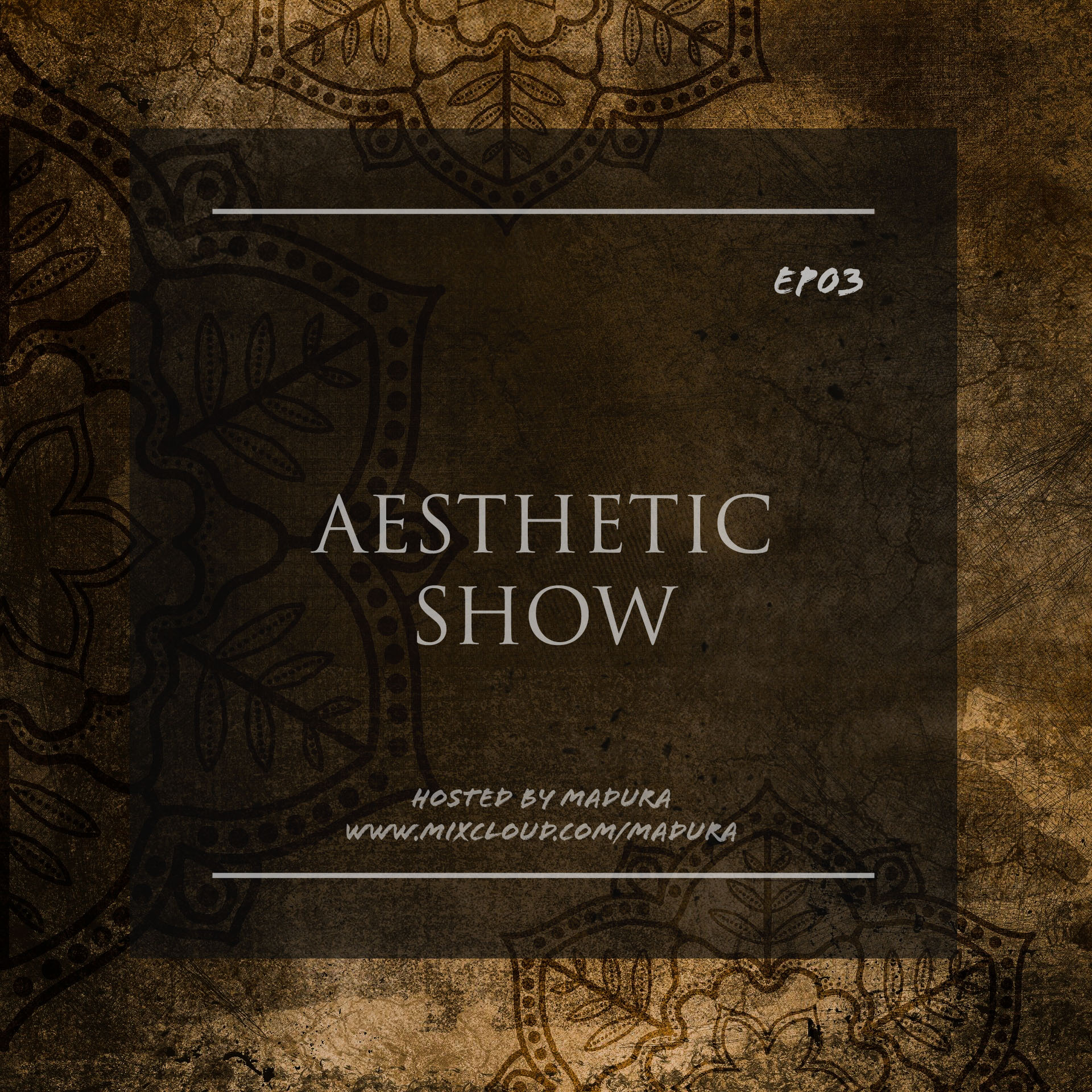 Aesthetic Show :: Aesthetic show Ep3 (aired on April 2nd) banner logo