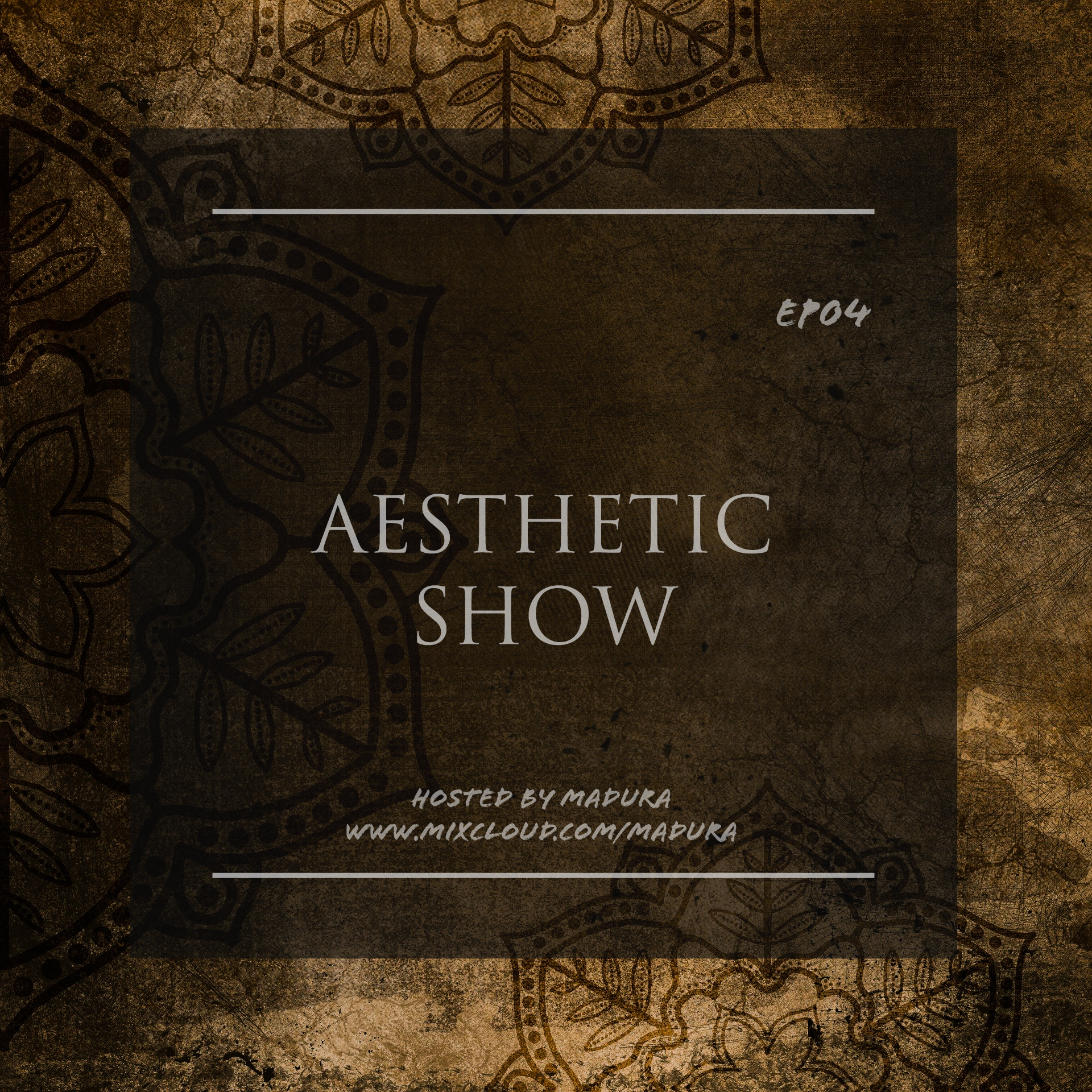 Aesthetic Show :: Episode aired on August 6, 3pm banner logo