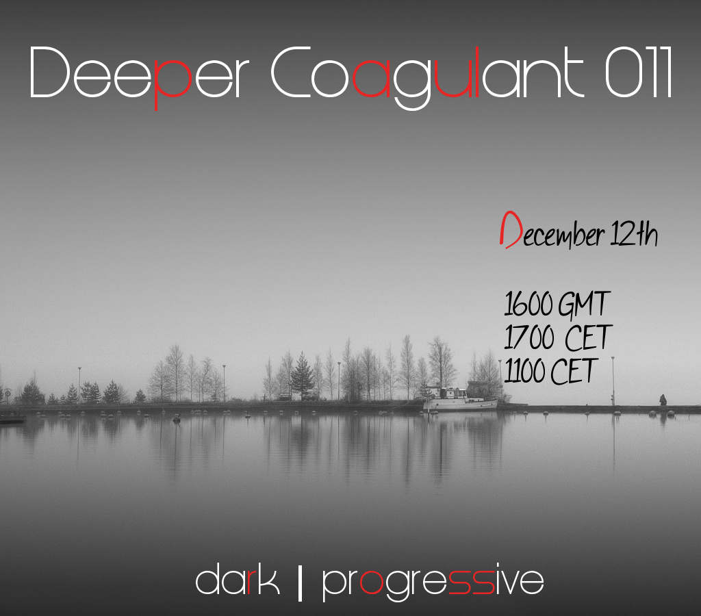 Deeper Coagulant :: Episode aired on December 12, 2015, 4pm banner logo