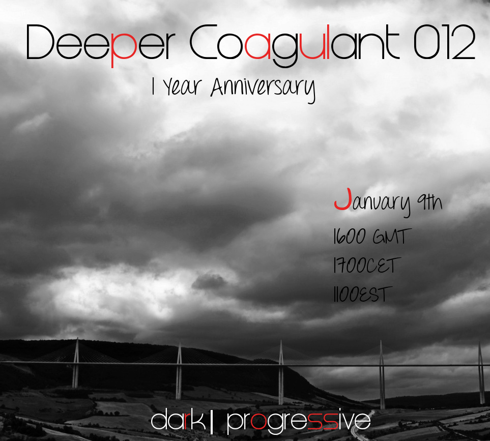 Deeper Coagulant :: Episode aired on January 9, 2016, 4pm banner logo