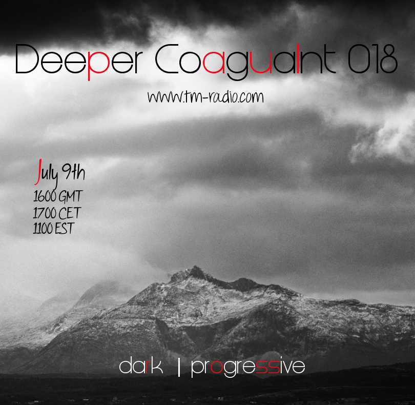 Deeper Coagulant :: Episode aired on July 16, 2016, 4pm banner logo