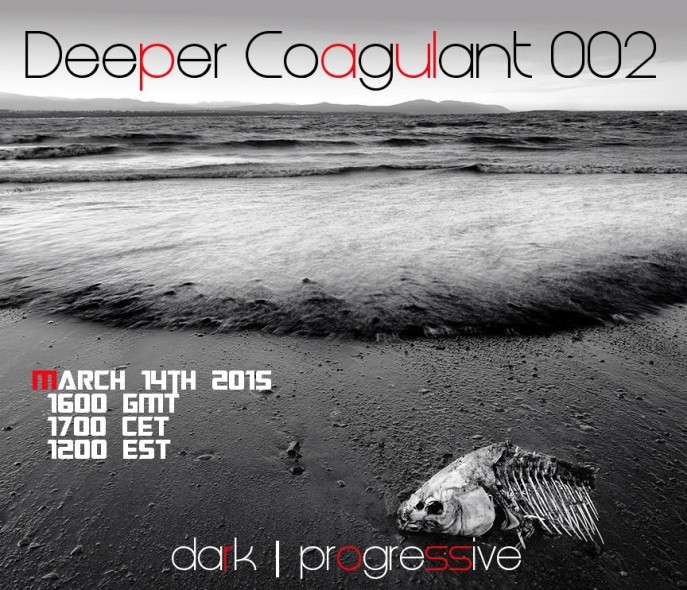 Deeper Coagulant :: Episode 002 (aired on March 14th, 2015) banner logo