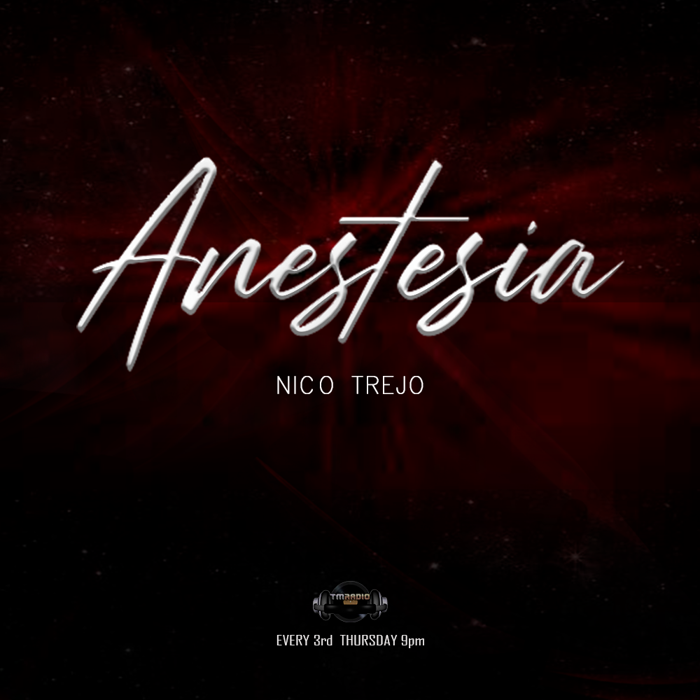 ANESTESIA :: Episode aired on August 20, 2020, 9pm banner logo